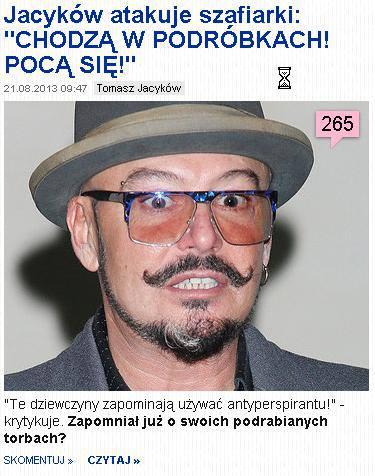 Tomek Jacyków