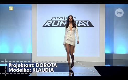 Project Runway Polska Odcinek 4 Dorota