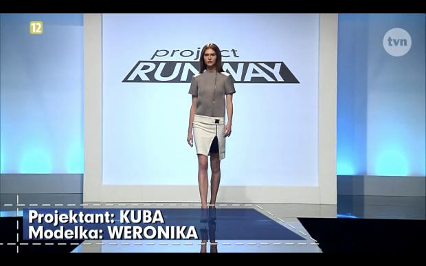 Project Runway Polska Odcinek 4 Kuba
