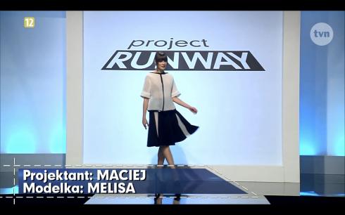 Project Runway Polska Odcinek 4 Maciej 1