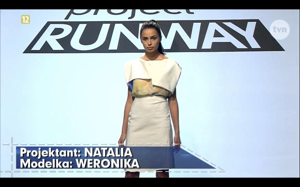 Project Runway Polska Odcinek 4 Natalia 1