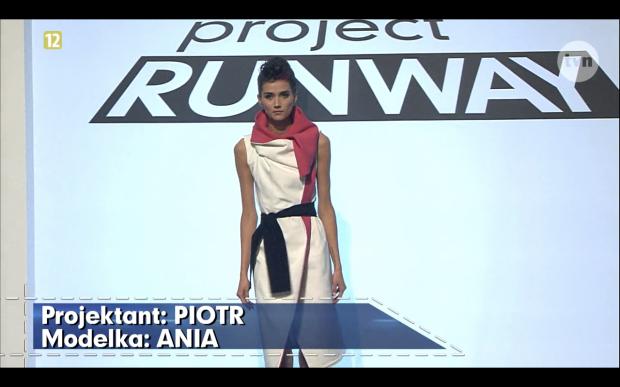 Project Runway Polska Odcinek 4 Piotr 1
