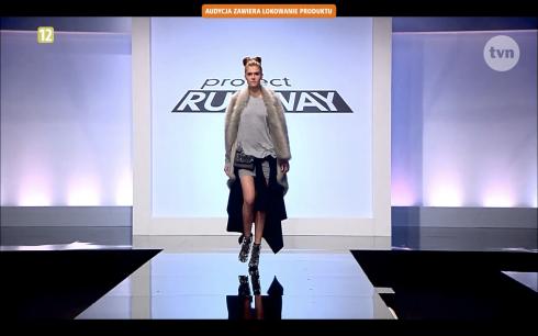 Project Runway Polska Odcinek 5 Dorota : Freestyle Voguing