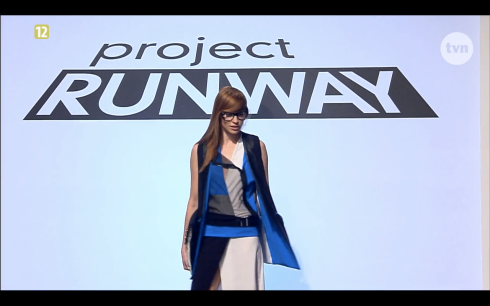 Project Runway Polska Odcinek 5 Kuba 3 : Freestyle Voguing