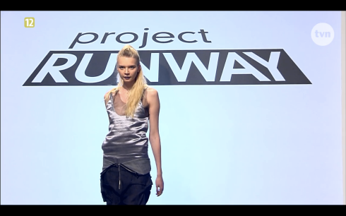 Project Runway Polska Odcinek 5 Liliana 2 : Freestyle Voguing