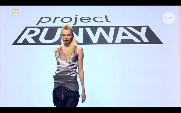 Project Runway Polska Odcinek 5 Liliana 2 : Freestyle Voguing