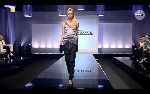 Project Runway Polska Odcinek 5 Liliana : Freestyle Voguing