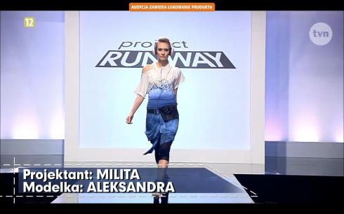 Project Runway Polska Odcinek 5 Milita 2 : Freestyle Voguing