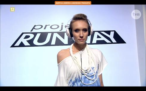 Project Runway Polska Odcinek 5 Milita : Freestyle Voguing