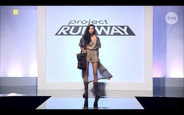 Project Runway Polska Odcinek 5 Natalia : Freestyle Voguing