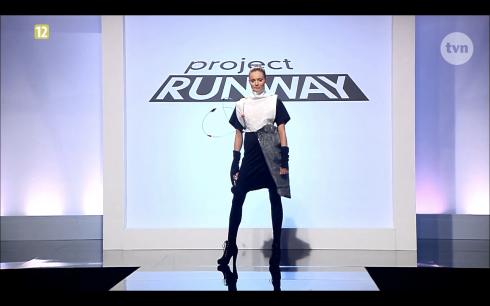 Project Runway Polska Odcinek 5 Piotr 2 : Freestyle Voguing