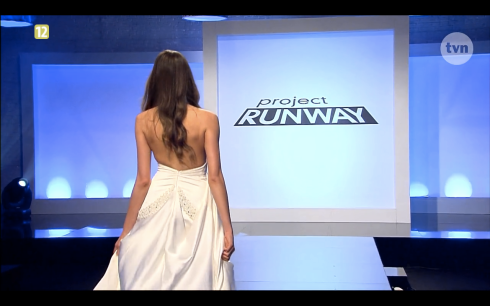 Project Runway Odcinek 7 Dorota 5 Freestyle Voguing