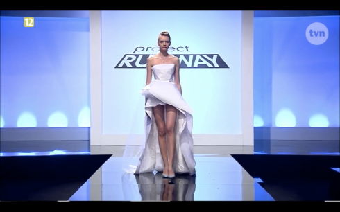 Project Runway Odcinek 7 Liliana 2 Freestyle Voguing