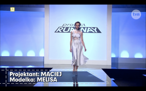 Project Runway Odcinek 7 Maciek 1 Freestyle Voguing