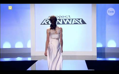 Project Runway Odcinek 7 Maciek 2 Freestyle Voguing