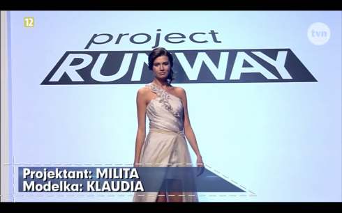 Project Runway Odcinek 7 Milita 1 Freestyle Voguing