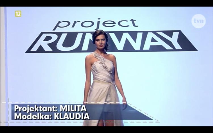 Project Runway Odcinek 7 Milita 1 Freestyle Voguing