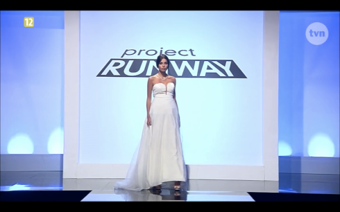 Project Runway Odcinek 7 Natalia 1 Freestyle Voguing