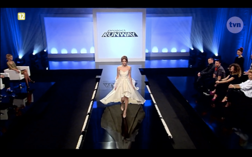 Project Runway Odcinek 7 Piotr 2 Freestyle Voguing