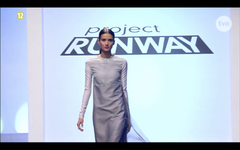Project Runway Odcinek 7 Serafin 1 Freestyle Voguing