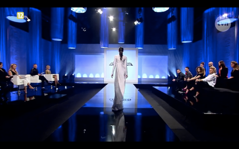 Project Runway Odcinek 7 Serafin 3 Freestyle Voguing