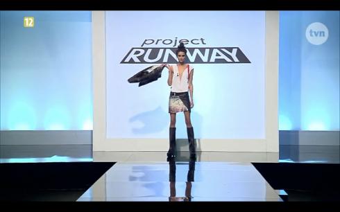 Project Runway odcinek 8 Kuba 3 Freestyle Voguing
