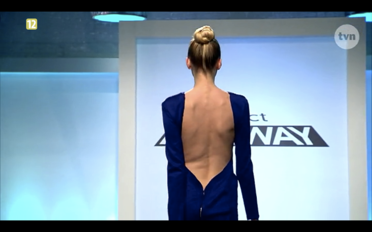 Project Runway odcinek 8 Liliana 2 Freestyle Voguing