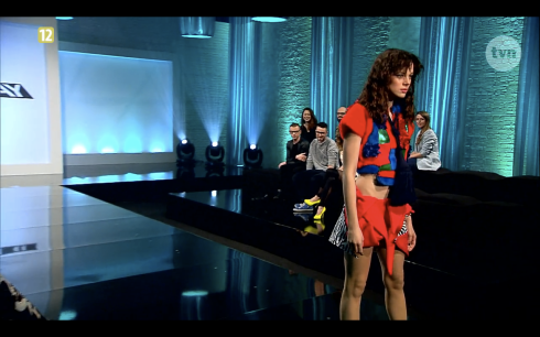 Project Runway odcinek 8 Maciek 2 Freestyle Voguing