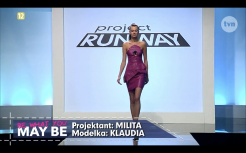 Project Runway odcinek 8 Milita 2 Freestyle Voguing