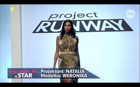 Project Runway odcinek 8 Natalia 1 Freestyle Voguing