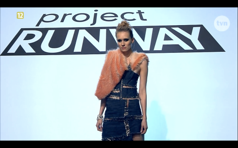 Project Runway odcinek 8 Piotr 2 Freestyle Voguing