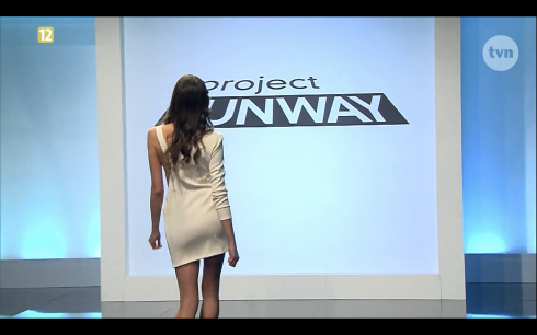 Project Runway odcinek 8 Serafin 2 Freestyle Voguing