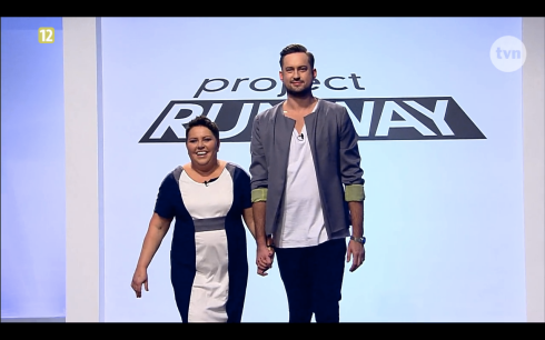 Project Runway Odcinek 9 Kuba i Liliana 1 Freestyle Voguing