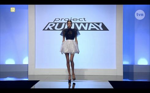 Project Runway Polska odcinek 6 Dorota 1 Freestyle Voguing