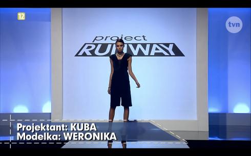 Project Runway Polska odcinek 6 Kuba 1 Freestyle Voguing