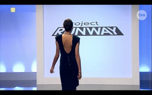 Project Runway Polska odcinek 6 Kuba 2 Freestyle Voguing
