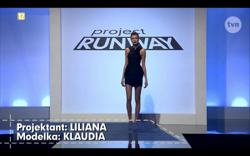 Project Runway Polska odcinek 6 Liliana 1 Freestyle Voguing