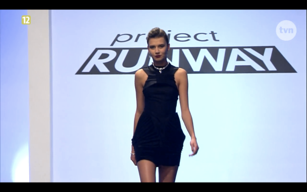 Project Runway Polska odcinek 6 Liliana 2 Freestyle Voguing