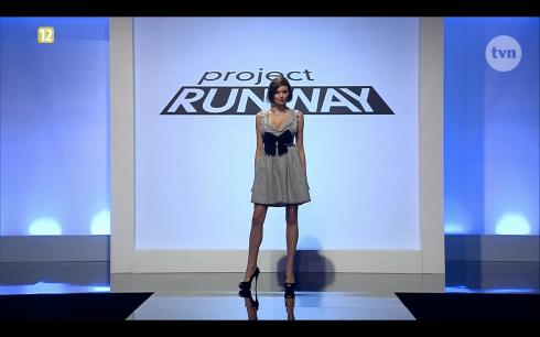 Project Runway Polska odcinek 6 Maciek 1 Freestyle Voguing
