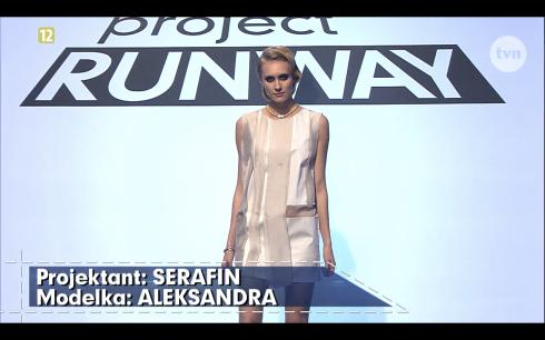 Project Runway Polska odcinek 6 Serafin 1 Freestyle Voguing