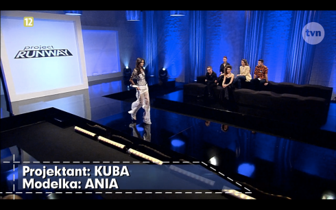 Project Runway Odcinek 10 Kuba 2 Freestyle Voguing
