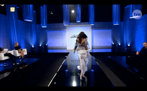 Project Runway Odcinek 10 Kuba 3 Freestyle Voguing