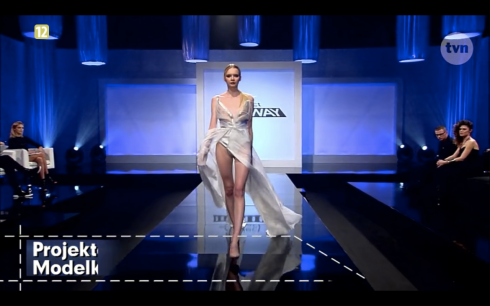 Project Runway Odcinek 10 Liliana 2 Freestyle Voguing