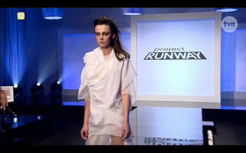Project Runway Odcinek 10 Maciek 2 Freestyle Voguing