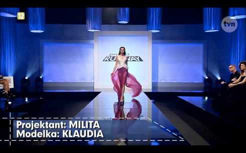 Project Runway Odcinek 10 Milita 0 Freestyle Voguing