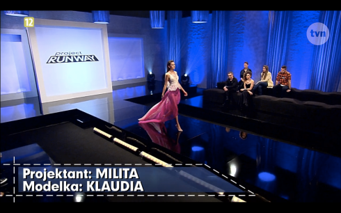 Project Runway Odcinek 10 Milita 2 Freestyle Voguing