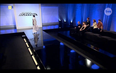 Project Runway Odcinek 10 Natlia 1 Freestyle Voguing