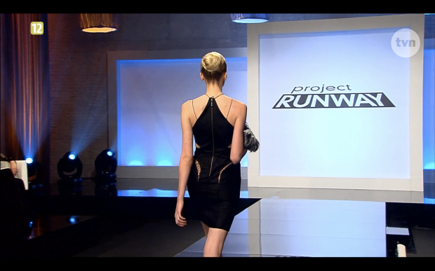 Project Runway Odcinek 11 Liliana 2 Freestyle Voguing
