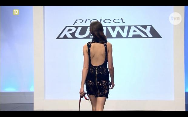 Project Runway Odcinek 11 Maciek 1 Freestyle Voguing