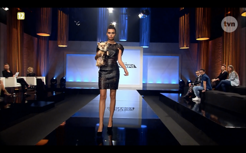 Project Runway Odcinek 11 Natalia 1 Freestyle Voguing